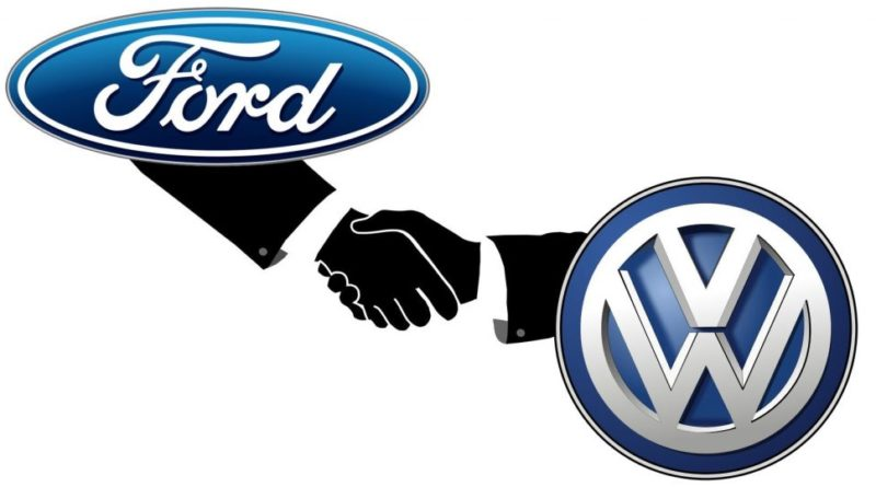 Ford e Volkswagen si alleano per i furgoni