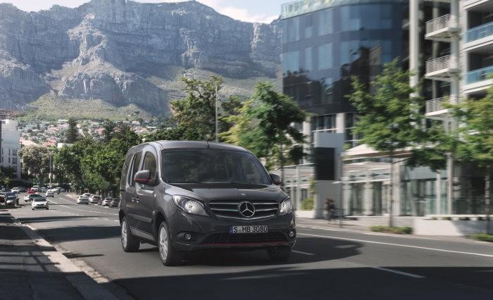 Nuovi motori e versione per il Mercedes Citan Tourer