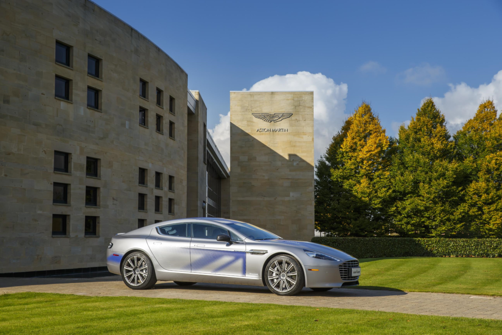 Aston Martin Elettrica