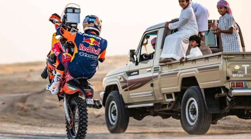 La Dakar 2020 sbarca in Arabia Saudita