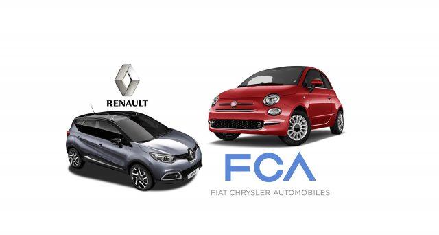 Fca Renault veicoli