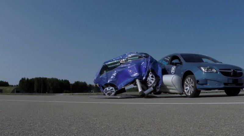 Impatto airbag zf