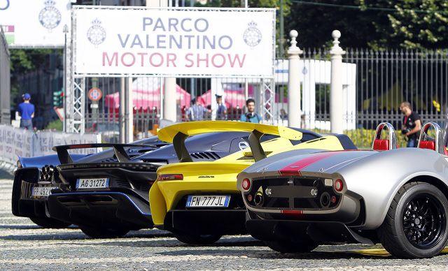 Parco Valentino auto