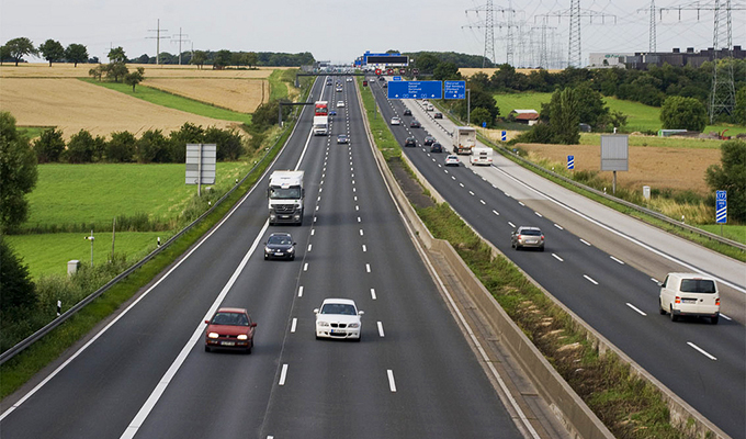 Autostrada tedesca