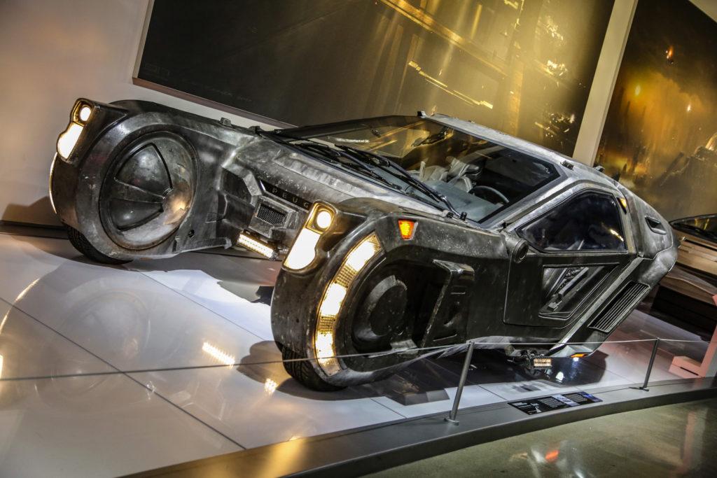 Peugeot di Bladerunner