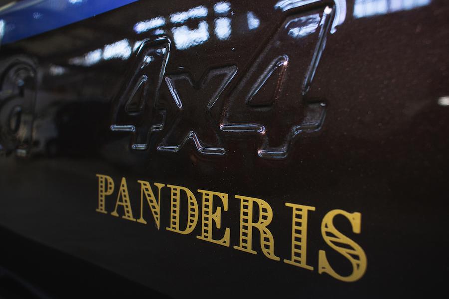 Panderis 4x4