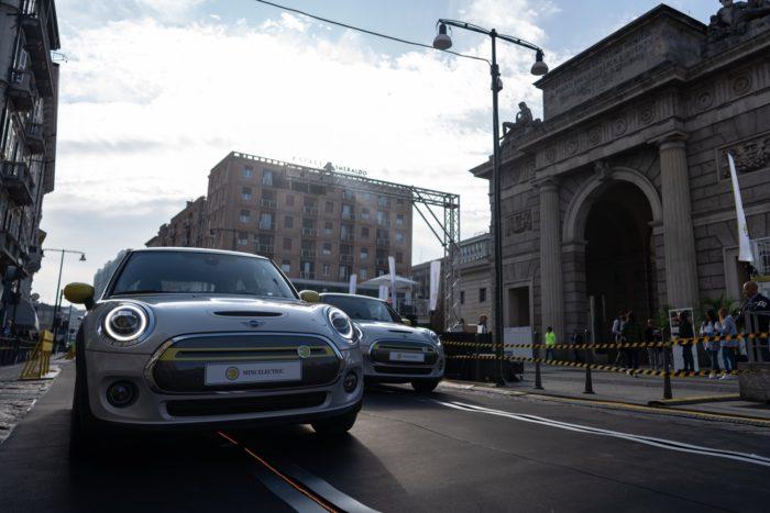 Mini Cooper SE A Milano