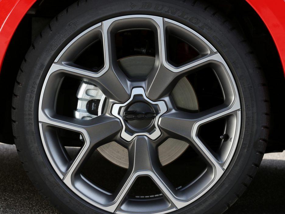 Cerchi 19 Fiat 500x sport