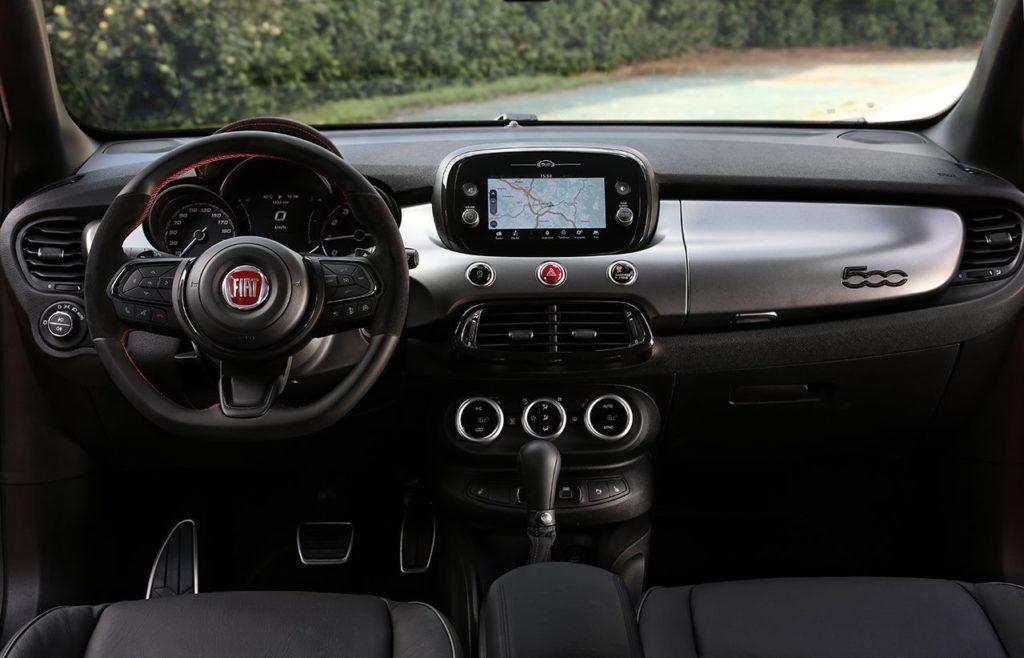 Fiat 500x Sport Interni