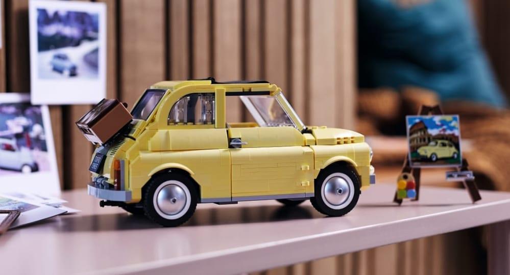Fiat 500 Lego Creator