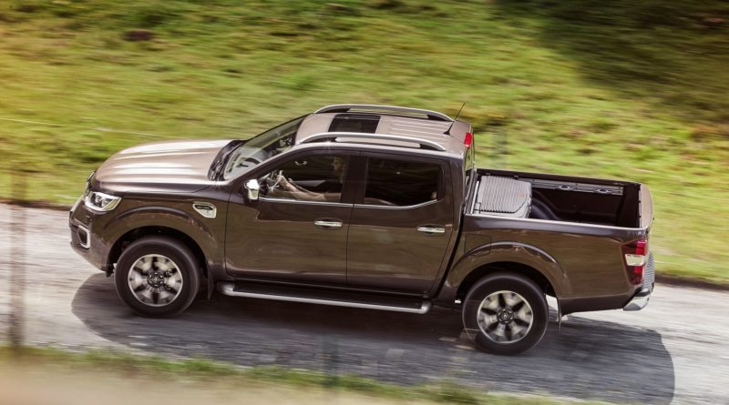 Renault sbarca nel mondo del Pick-Up con l'Alaskan.