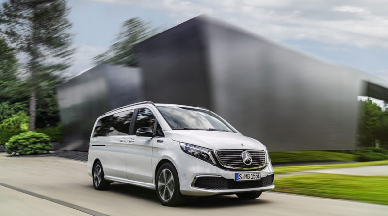 Mercedes classe EQV