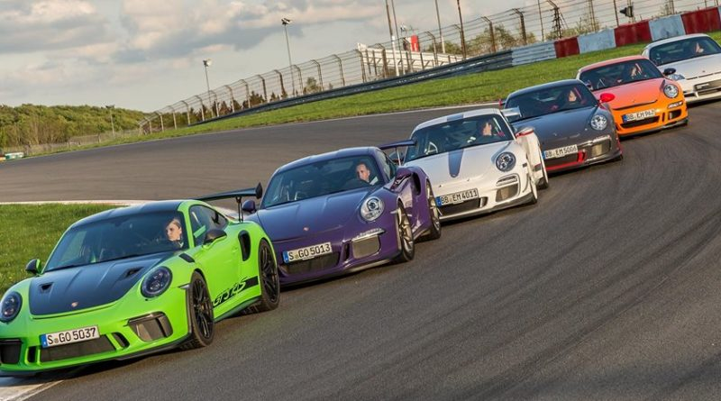 Gamma Porsche 911 GT3 RS