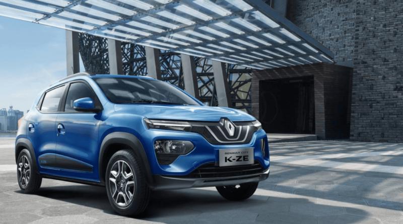 Renault K-Z.E. Dacia
