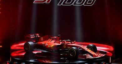 Presentazione Ferrari SF1000