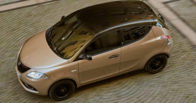 Lancia Ypsilon Hybrid