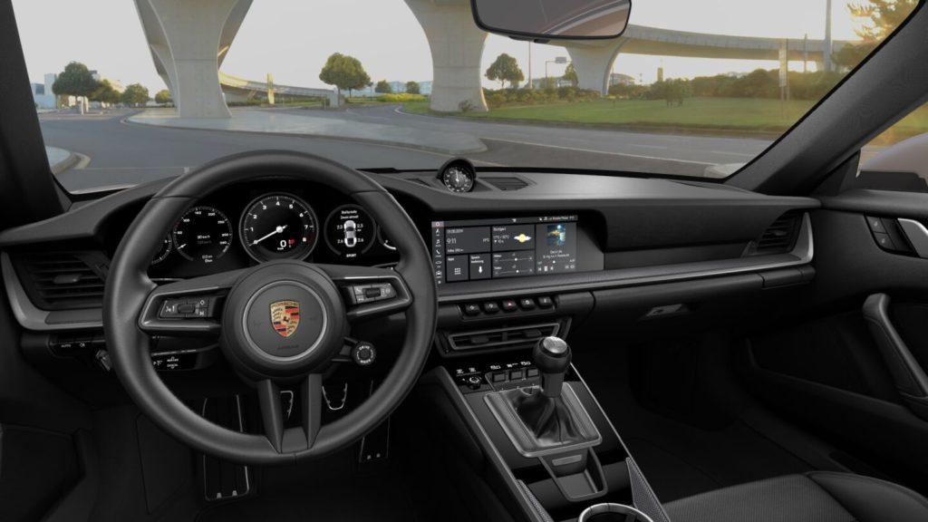 Porsche 911 manuale