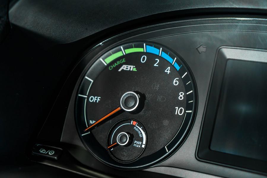Tachimetro e-trasporter ABT