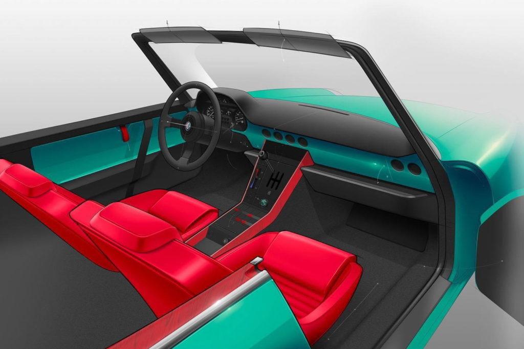 Alfa Spider Garage Italia Custom interni