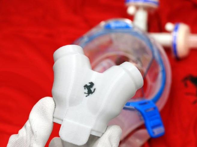 Valvole respiratori Ferrari