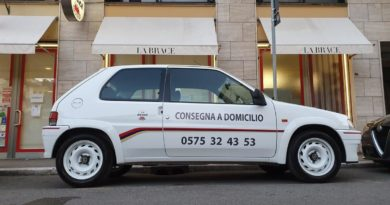 Rosticceria Arezzo Peugeot 106 Rallye