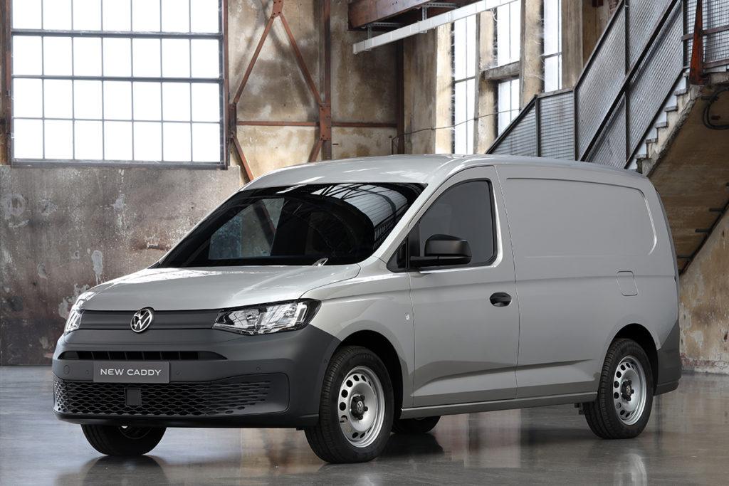 Nuovo Caddy Maxi