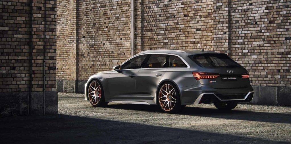 audi rS6 wheelsandmore