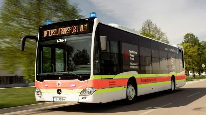 Ambulanza Mercedes Ciro