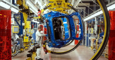 Linea di Produzione dello stabilimento Jeep di Melfi.
