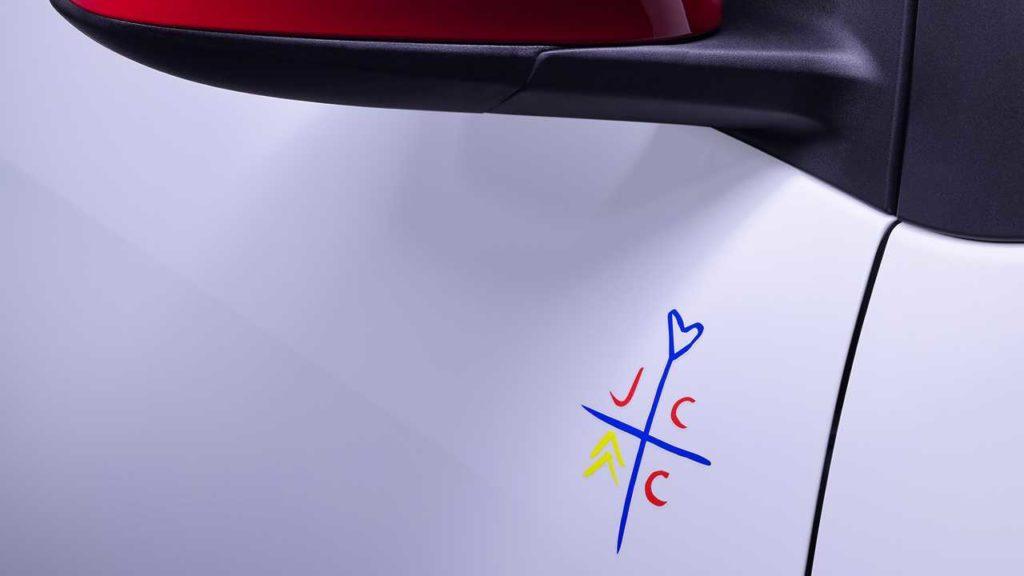 Logo Citroen C1 JCC+