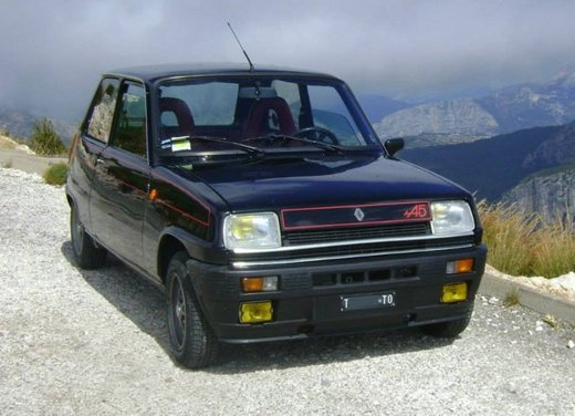 5 turbo prima serie