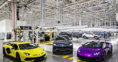 Lavoro Randstad Lamborghini