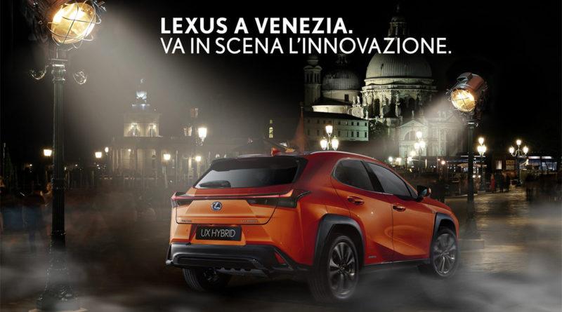 Lexus Sponsor Cinema Venezia 2020