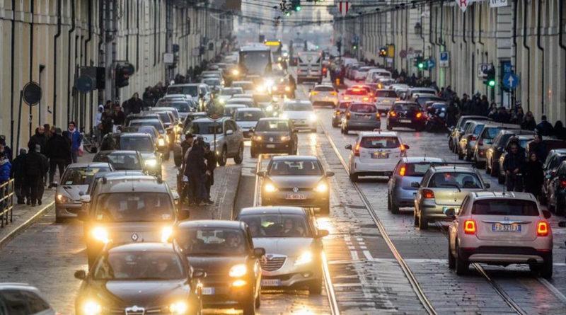 Blocchi traffico