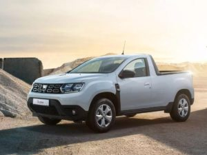 Duster Pickup frontale