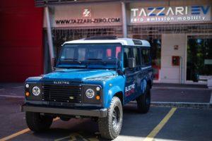 Tazzari Defender Electric