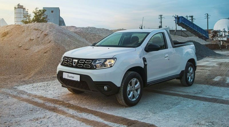 nuovo pickup Duster