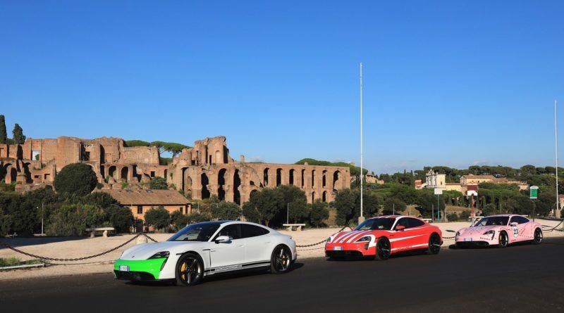 Porsche Taycan Roma