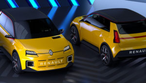 Renault 5 elettrica