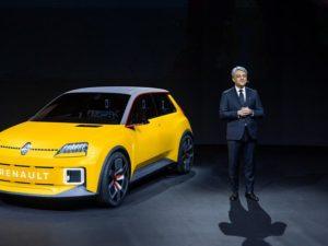 Renault 5 e De Meo