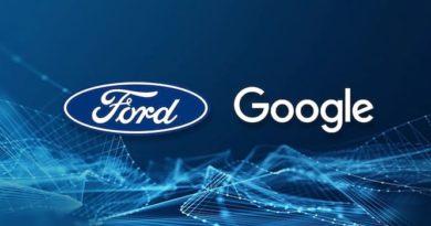 partner Ford e Google