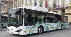 smartbus elettrico