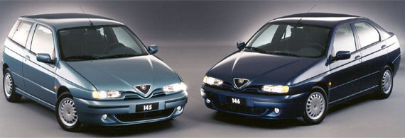 Alfa Romeo 145 e 146