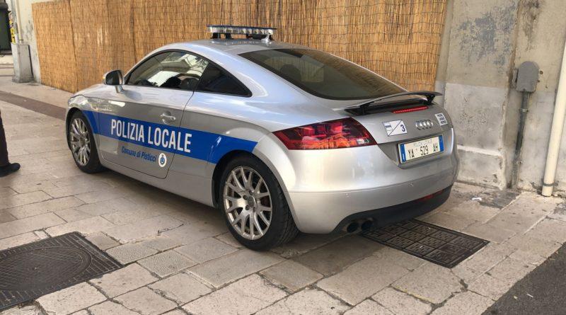 Audi TT Polizia Locale