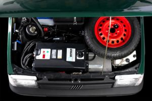 Motore Panda Integral-e Garage Italia