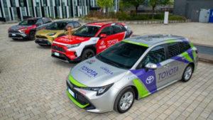 Carovana Toyota Giro d'Italia 2021